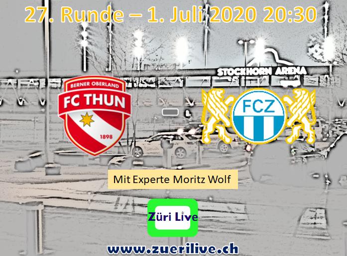 Frage zum Spiel: FCZ in Thun – Top oder Flop?